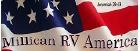 Millican RV America Logo