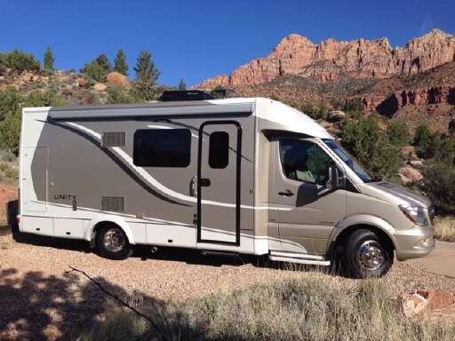 Class B Motorhomes For Sale - RV Trader