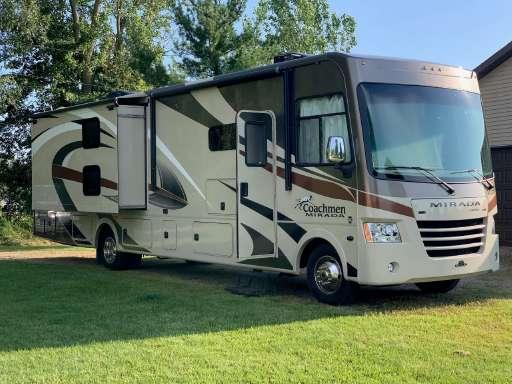 2018 Mirada For Sale - Coachmen RVs - RV Trader