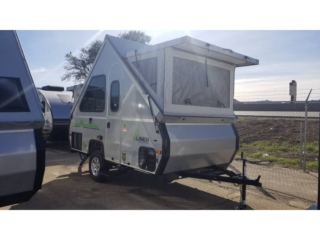 2019 A-Liner Aliner Ranger 12 W/front & Rear Canvas Dormers For Sale in  Beaumont, CA - RV Trader