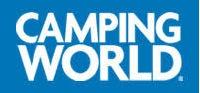 Camping World of Alvarado Logo