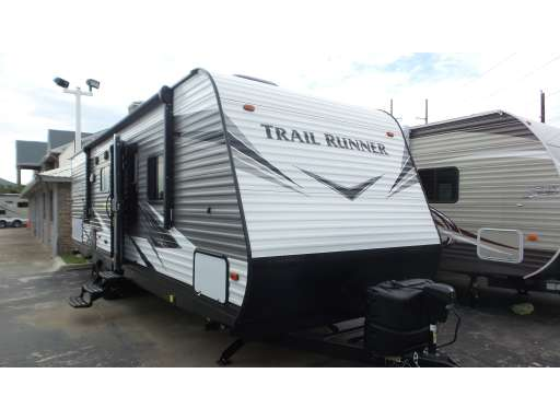 Heartland Travel Trailers >> Trail Runner 2500bs For Sale Heartland Travel Trailers
