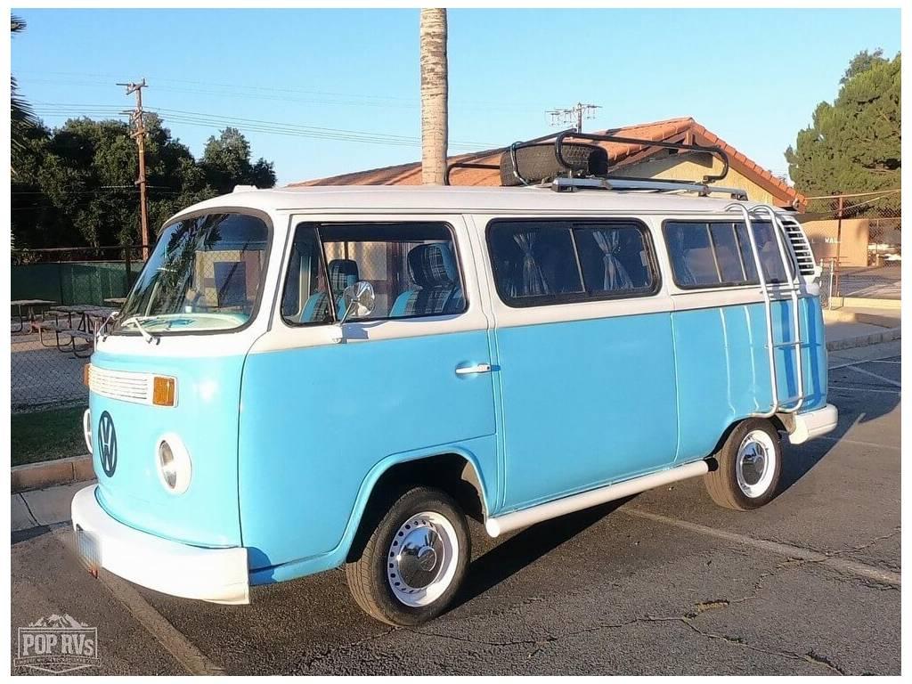 Camper Vans For Sale >> 1983 Volkswagen T2 Model 211 Camper Van For Sale In Bellflower Ca Rv Trader