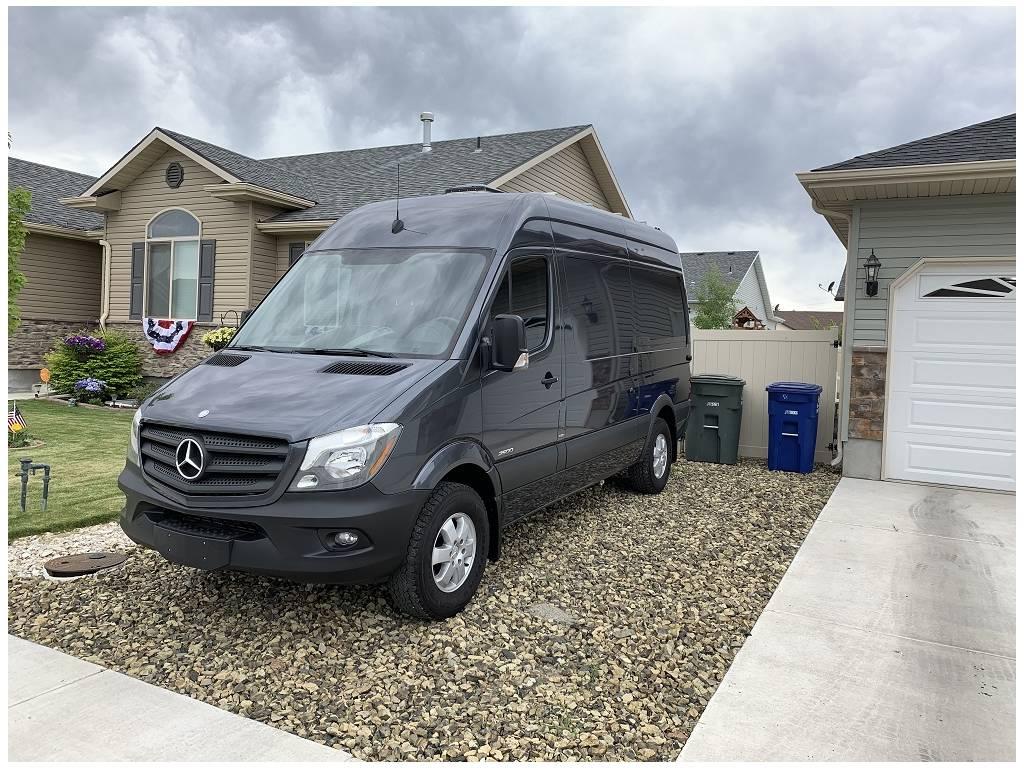 2015 Mercedes-Benz SPRINTER 2500, Salt Lake City UT - - RVtrader com