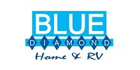 Blue Diamond Home and RV Logo
