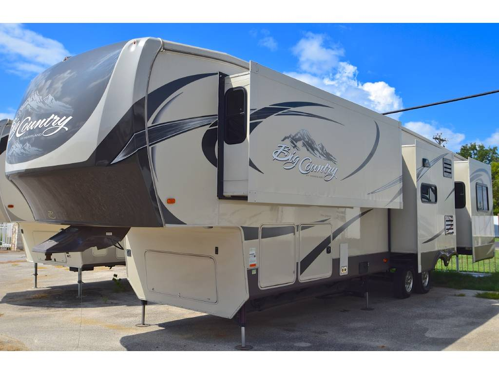 Rv Trader Bc >> 2014 Heartland Big Country Bc 3596re For Sale In Quinlan Tx Rv Trader