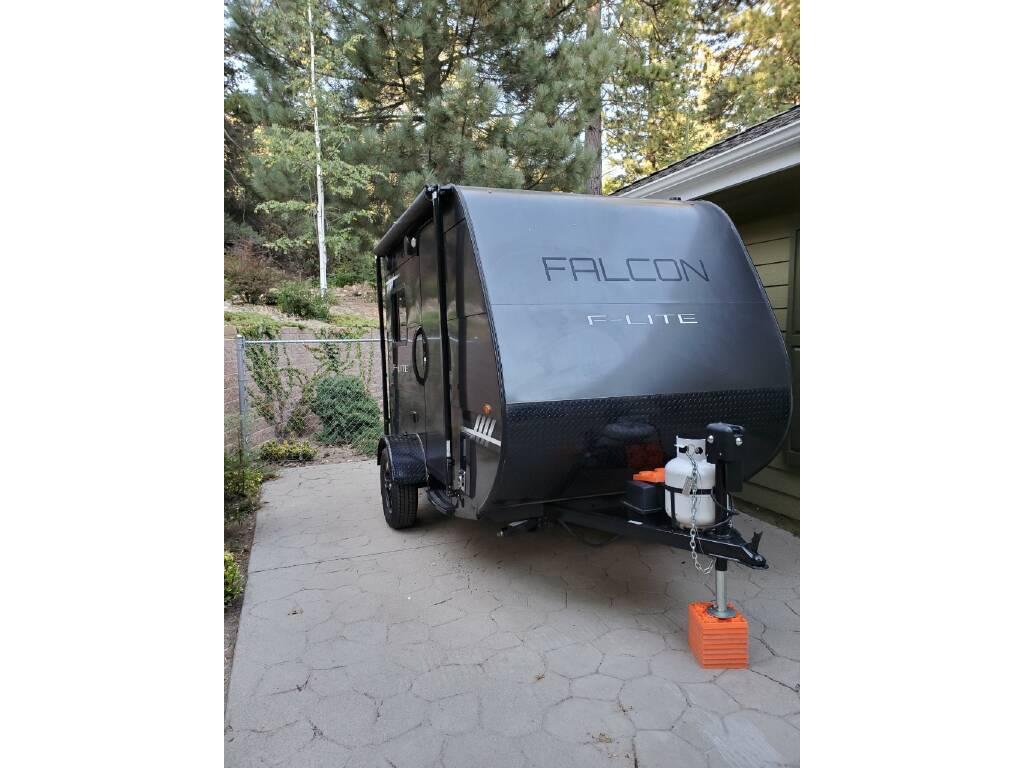 2018 Travel Lite FALCON F-LITE FL 14, Angelus Oaks CA ...