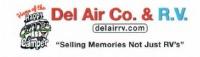Del Air Co. & R.V. Logo