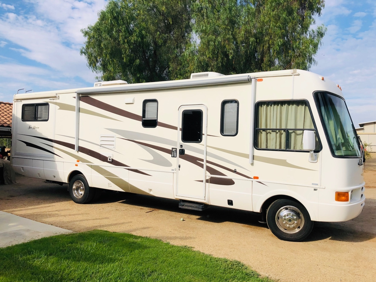 Sea Breeze For Sale - National Cl A Motorhomes - RV Trader on