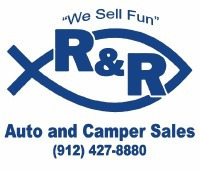 R & R Auto and Camper Sales Logo
