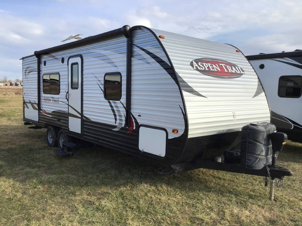 2014 Dutchmen Aspen Trail 2510RB For Sale in Carthage, MO ...