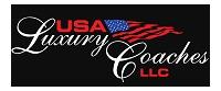 USA Luxury Coach Logo
