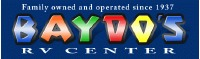 Baydo's RV Center Logo