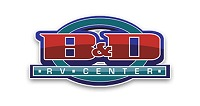 B & D RV Center Logo