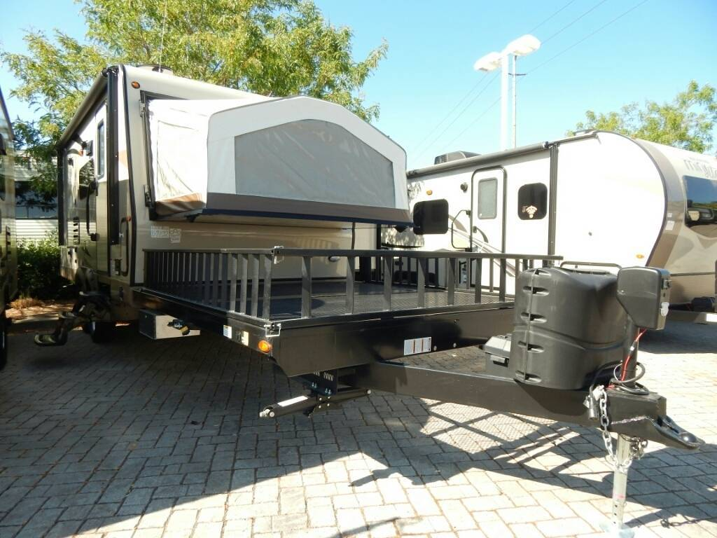 2019 Forest River Rockwood 21SSL Roo For Sale in Vancouver ...