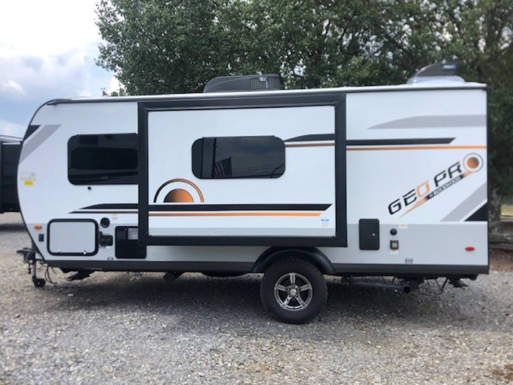 2021 Forest River Rockwood Geo Pro 19FBS For Sale in Kings ...