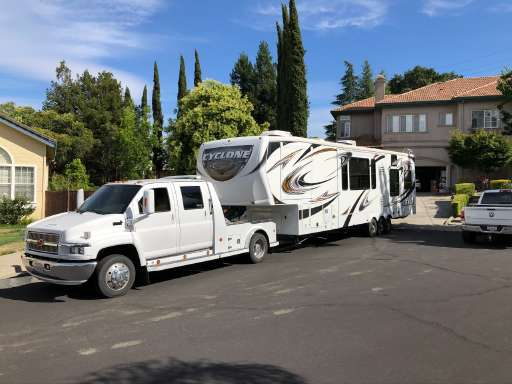 California Used Toy Haulers For Sale Rv Trader