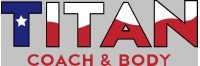 Titan Coach & Body Logo