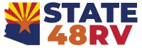 State 48 RV Logo