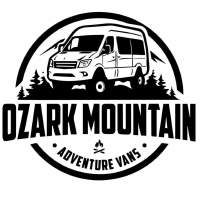 Ozark Mountain Adventure Vans Logo