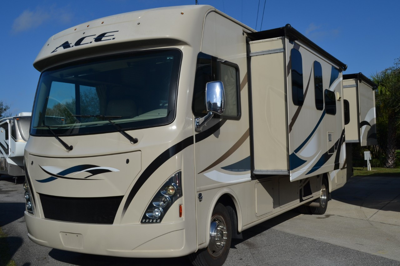 Used, 2016, Thor, Ace 29.4, Class A