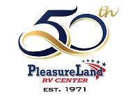 Pleasureland RV Center Ramsey Logo