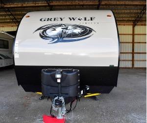 Flagstaff Cherokee Grey Wolf - HAl113-0