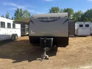 2016 Forest River Cherokee Grey Wolf 23BD-0