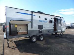 2018 Gulfstream Ameri-Lite Ultra-Lite 274QB - 30' Long - Sleeps 10 #2873-0