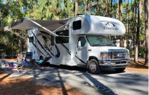 2021 Thor Motor Coach Chateau 32 ft-EARLY PICKUP -LATE DROP OFF - Sleep 8-0