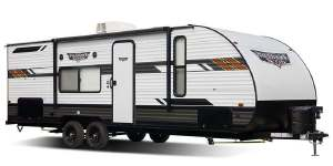 24RLXL Forest River Wildwood Travel Trailer - 16075-0