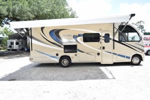 25' Thor Motor Coach Axis-0