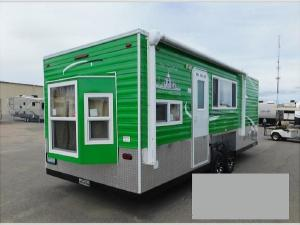 2016 Ice Castle Fish Houses Rv Edition Hybrid-0