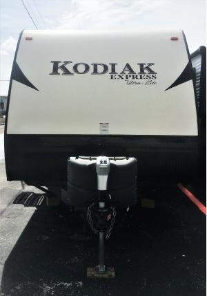 2016 Dutchmen Kodiak Express Ultra-Lite 264 RLSL-0