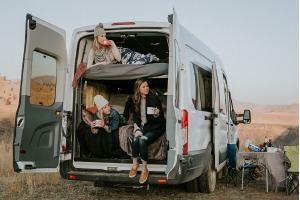 Heated Large Wandervan (Sleeps 4-5) - Check Dates for Price-0