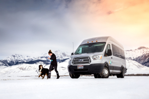 Heated Large Wandervan (Sleeps 4-5) - Check Dates for Price #7-0