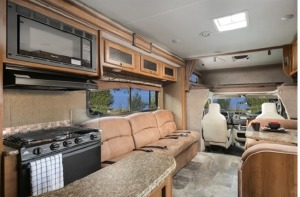 Family Sleeper Class C Motorhome For Your Next Trip! Linden-0