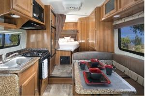 Small Class C Motorhome For Your Next Trip! Newport Beach-0