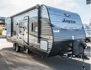 2020 Jayco 267BHSW RME - 26' Bunkhouse Trailer-0