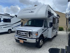 2022 Forest River Forester LE 2250SLE Ford Chassis-0