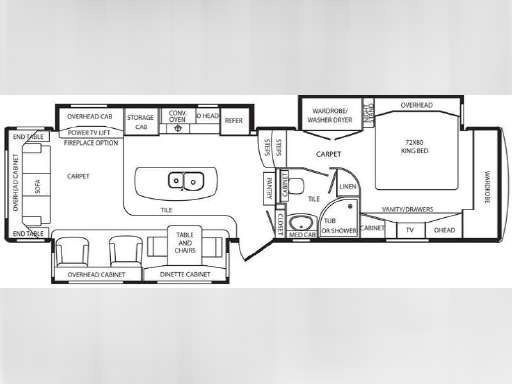 Elite Suites For Sale Drv Rvs Rv Trader