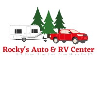 Rocky's Auto & RV Center Logo