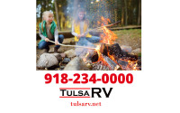 Tulsa RV Logo