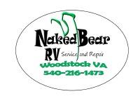 Naked Bear RV Service and Repair Logo