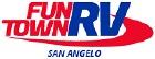 Fun Town RV - San Angelo Logo