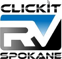 ClickIt RV Spokane Logo