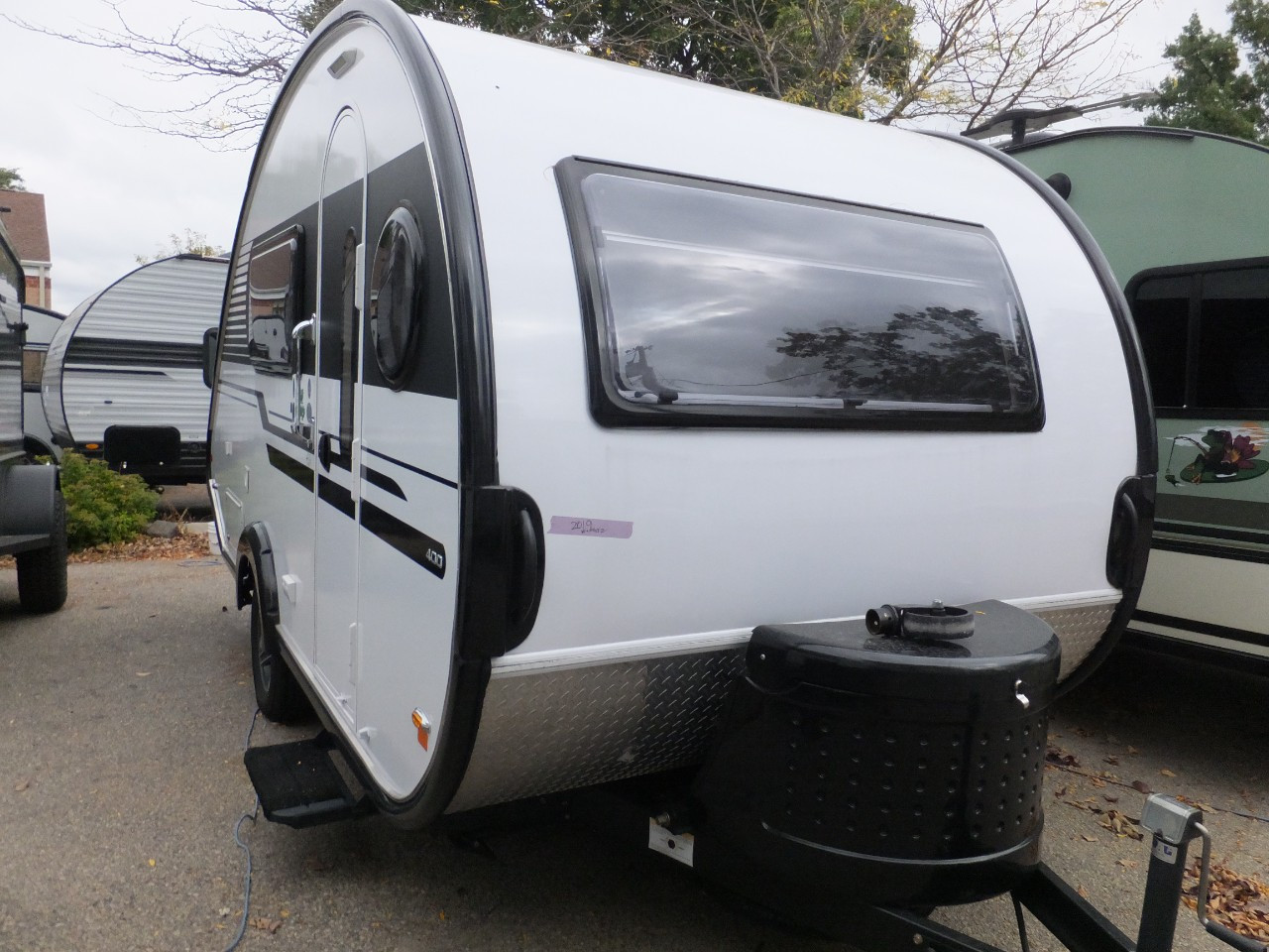Used, 2019, Nucamp, T@B 400, Travel Trailer