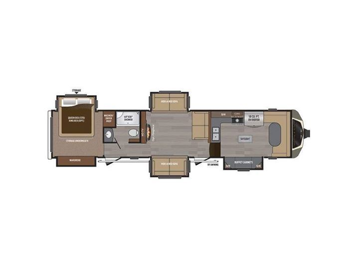 Montana, Keystone RV For Sale